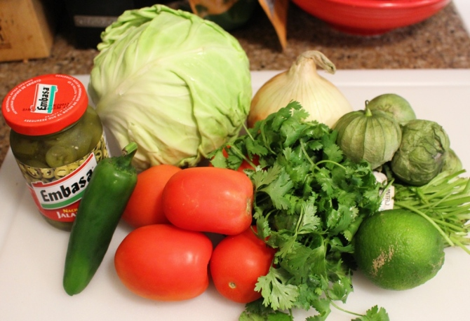 Pico De Gallo Especial. Fresh delicious salsa. Great with all Mexican dishes. Small Town Girl Blog